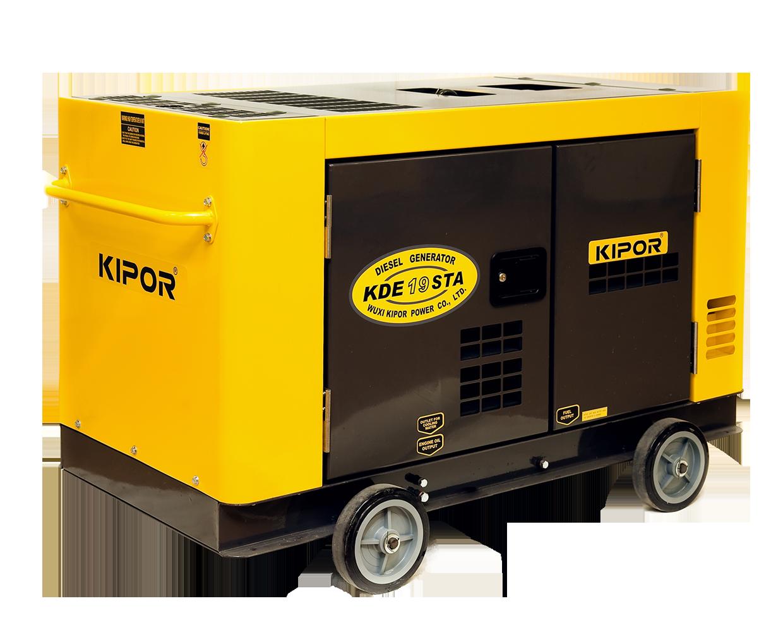 Дизельная генераторная установка Kipor