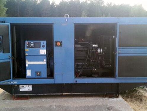 Аренда дизель генератора 800 кВт под ключ