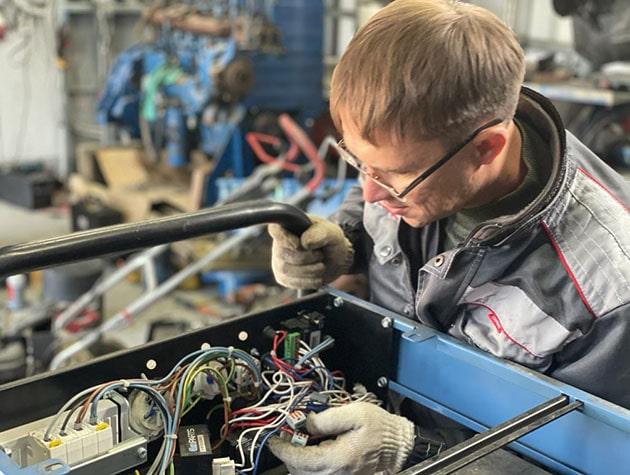 Ремонт электрогенераторов в Москве и Московской области