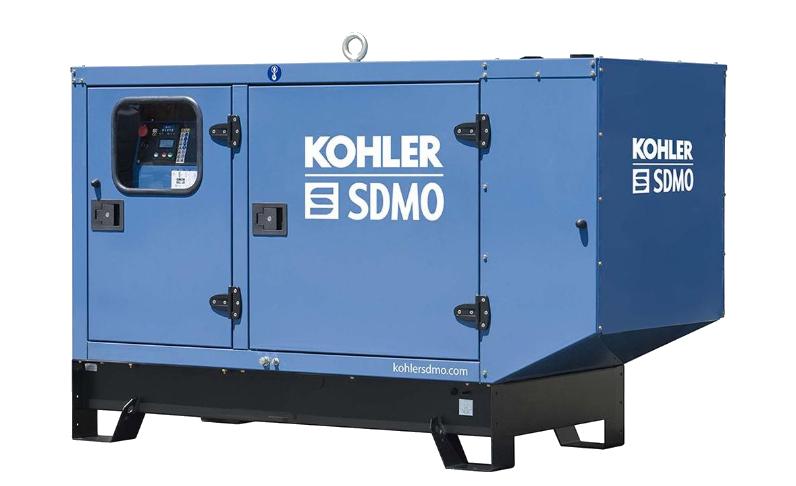 Дизельная генераторная установка SDMO